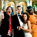 Trevor Moore, Zach Cregger, Raquel Alessi and Craig Robinson in MISS MARCH.