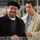 Jack Nicholson and Adam Sandler in Columbia's Anger Management - 2003