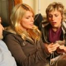 Left to Right: Steve Zissis as Chad, Elise Muller as Catherine and Greta Gerwig as Michelle. Photo by Jen Tracy Duplass © 2008 Duplass Brothers, LLC, courtesy Sony Pictures Classics. All Rights Reserved.