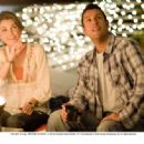 Keri Russell as Jill and Adam Sandler as Skeeter Bronson in Bedtime Stories. Photo by: Tracy Bennett © 2008 Disney Enterprises, Inc. All rights reserved.