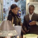 Sanaa Lathan and Taye Diggs in Fox Searchlight's Brown Sugar - 2002