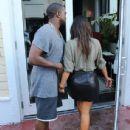 Kim Kardashian: have a dinner date at Prime One Twelve in Miami Beach