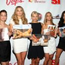 Sports Illustrated Launches The 2009 Swimsuit Issue in New York City