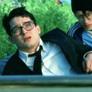 Elijah Wood is Jonathan and Eugene Hutz is Alex in director Liev Schreiber's EVERYTHING IS ILLUMINATED, a Warner Independent Pictures release. Photo credit: Neil Davidson. © 2005 Warner Bros. Entertainment Inc.