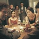 Antonio Banderas, Salma Hayek, Ashley Judd and Alfred Molina in Miramax's Frida - 2002