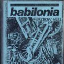 Merzbow - Babilonia