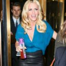 Jenny McCarthy Out In New York City