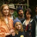 Frances Conroy, Brad Dourif, Madison Davenport, Chris Messina, Fairuza Balk and Jeremy Strong in HUMBOLDT COUNTY, a Magnolia Pictures release. Photo courtesy of Magnolia Pictures.