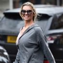 Christine McGuinness – Leaving the gym in Cheshire - 454 x 681