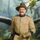 Robin Williams star as Theodore Roosevelt in Night at the Museum - 2006