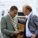 Cuba Gooding Jr. and Ed Harris in Radio - 2003