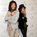 Steven Tyler at the art of Elysium's 7th annual HEAVEN gala on January 11, 2014 in Los Angeles, CA - 386 x 594