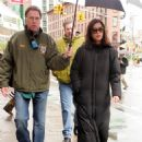 "Catherine Zeta-Jones - Films On The Set Of Her New Movie ""Rebound"" In New York City 2008-04-29"