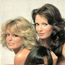 Jaclyn Smith, Farrah Fawcett and Kate Jackson in Charlie´s Angels Photoshoot
