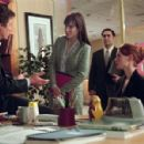 Hugh Grant, Sandra Bullock, Jason Antoon and Alicia Witt in Warner Brothers' Two Weeks Notice - 2002