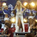 Carrie Underwood - Performing - The Dallas Cowboys Game