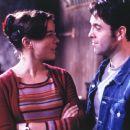 Olivia Williams as Annabel and James Nesbitt as Jimmy in Paramount's Lucky Break - 2002