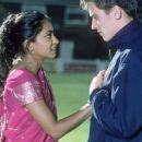 Left to Right: Parminder Nagra and Jonathan Rhys-Meyers