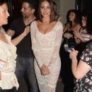 Olivia Culpo – Leave launch party in New York