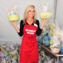 Donna D'Errico – Los Angeles Mission Easter Celebration in LA