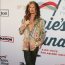 Steven Tyler attends Steven Tyler's Third Annual Grammy Awards Viewing Party to benefit Janies Fund presented by Live Nation at Raleigh Studios on January 26, 2020 in Los Angeles, California