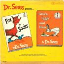Dr. Seuss - Fox In Socks / Green Eggs And Ham