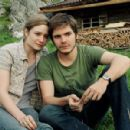 Daniel Brühl and Julia Jentsch in The Edukators, directed by Hans Weingartner and distributed MGM Home Entertainment - 2005