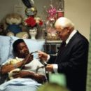 T.K. Carter (RODNEY KING) gets a visit from Charles Durning (STEVE LERMAN) in 'The L.A. Riot Spectacular.' Directed by Marc Klasfeld  -  Copyright ©2005 - 2006