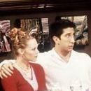David Schwimmer and Alexandra Holden
