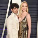 Joe Jonas and Sophie Turner – 2019 Vanity Fair Oscar Party in Beverly Hills 02/24/2019
