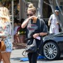 Ashley Benson – Grabbing an iced drink in Los Angeles - 454 x 636