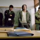 Left to Right: John Howard, Stelios Yiakmis, Simon Stone and Gabriel Byrne in April Distribution, Jindabyne - 2006