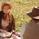 Erin Cottrell star as Missie LaHaye in Michael Landon Jr. direct movie Love's Abiding Joy - 2006