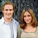 James Van Der Beek and Sasha Alexander