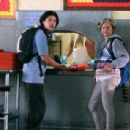 Carlo Alban with Amy Sedaris in THINKFilms, Strangers with Candy directed by Paul Dinello. - 454 x 308