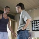 Justin Timberlake star as Frankie and Emile Hirsch star as Johnny Truelove in Alpha Dog - 2007