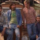 Ken Marino, Josh Hamilton, Ron Eldard, and Paul Rudd in DIGGERS, a Magnolia Pictures Release. Photo courtesy of Magnolia Pictures.