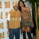 Russell Simmons and Kimora Lee Simmons