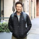 Mark Feuerstein does some shopping in Beverly Hills, California on December 8, 2016 - 454 x 572