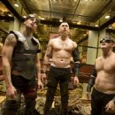Chris Pine, Kevin Durand and Maury Sterling in Universal Pictures' Smokin' Aces - 2007 - 454 x 303