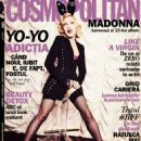 Madonna - Cosmopolitan Magazine Cover [Romania] (May 2015)