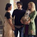 From left: Tabu , Kal Penn and Jacinda Barrett in THE NAMESAKE. Photo Credit: Abbot Genser