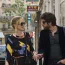 Julie Delpy as Marion and Adam Goldberg as Jack in 2 Days in Paris