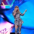 Taylor Swift – Performs on stage during the gala of Alibaba in Shanghai