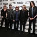 Judas Priest attends the Relentless Energy Drink Kerrang! Awards at the Troxy on June 11, 2015 in London, England.