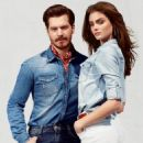 Çagatay Ulusoy & Taylor Marie Hill - Colin's Jeans (S/S 2016)