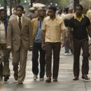 Common, Idris Elba, Denzel Washington, Chiwetel Ejiofor and Malcolm Goodwin in American Gangster - 2007