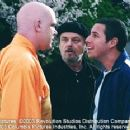 John C. Reilly, Jack Nicholson and Adam Sandler in Columbia's Anger Management - 2003