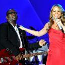 Mariah Carey - 2008 Spirit Of Life Award Dinner, Santa Monica - Performance - 15.10.2008