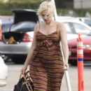 Gwen Stefani, Gavin Rossdale And Their Son Kingston Visit The LACMA Museum In Los Angeles, 2008-04-05